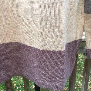 Vanilla Bay Sweaters - 100% Angora Striped Sweater